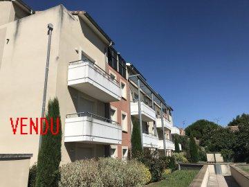 Ramonville/Appartement T3 balcon - RAMONVILLE-SAINT-AGNE 31520